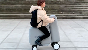 E-bike 2020 that fits in your backpack (Poimo)