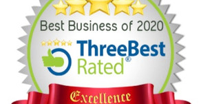 "Cell Clinic Crowned Winner by ""ThreeBest Rated"" for the 4th Consecutive Year!"