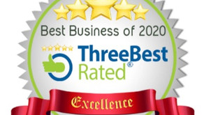 """Cell Clinic Crowned Winner by """"ThreeBest Rated"""" for the 4th Consecutive Year!"""