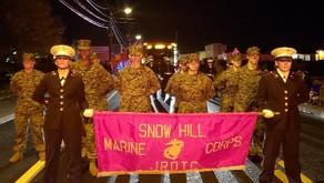 MCJROTC Parade Recap