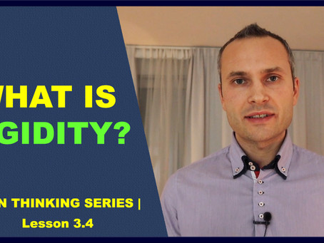 What is rigidity (inflexibility) and how we can see and calculate it? | Lean thinking |