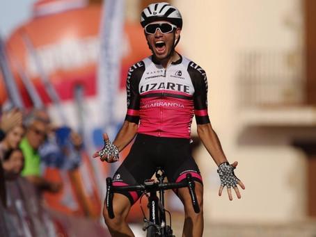 Charla con Eugenio Sanchez (corredor del Lizarte)