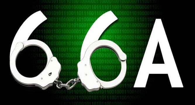 vihara study hall Blog on 66A IT act