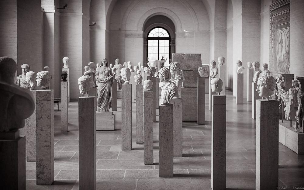 Porträtbüsten - Glyptothek München