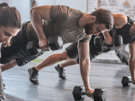 Why We Use Free Weights at Get Strong Performance