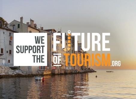 The ESHClub supports the Future of Tourism Coalition