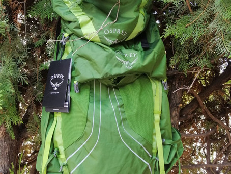 Osprey Exos 48 - Hands on (at last!)