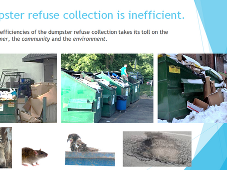 Qube Waste Solutions is the answer to your Urban Refuse Challenges