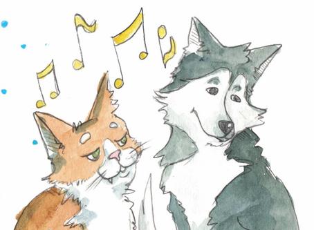 Que música você gostaria que o coral cantasse?