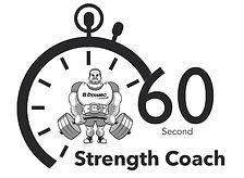 60 sec logo