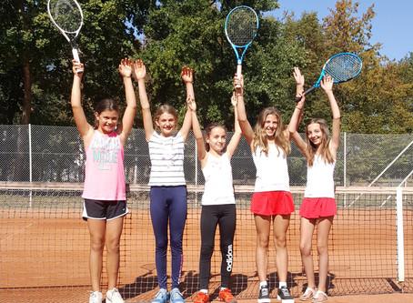2. Platz - U12 Mädchen