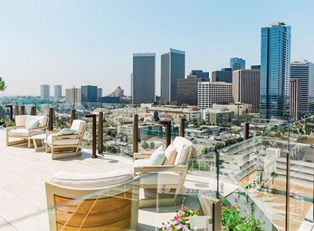 5 Best Rooftops In Los Angeles