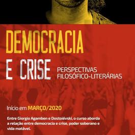 Curso Democracia e Crise