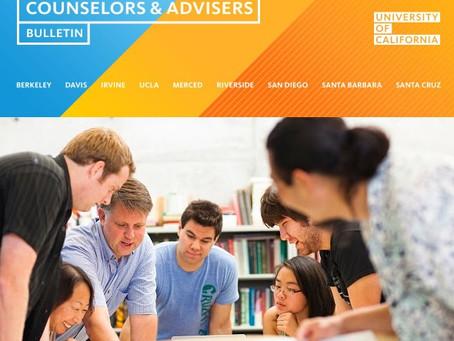 University of California: Updates & Info