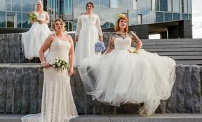 Mutter-Tochter-Team Regina und Nora im Interview über Ihre Curvy Bridal Boutique