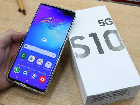 Llega el primer smartphone 5G del mundo