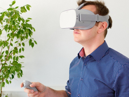 Markets where Virtual Reality was used Extensively in 2019.
