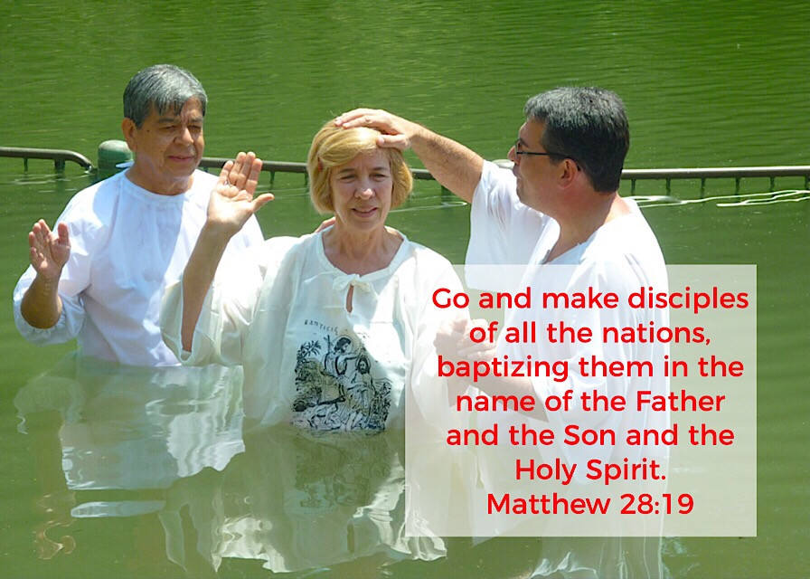 Baptism is Essential