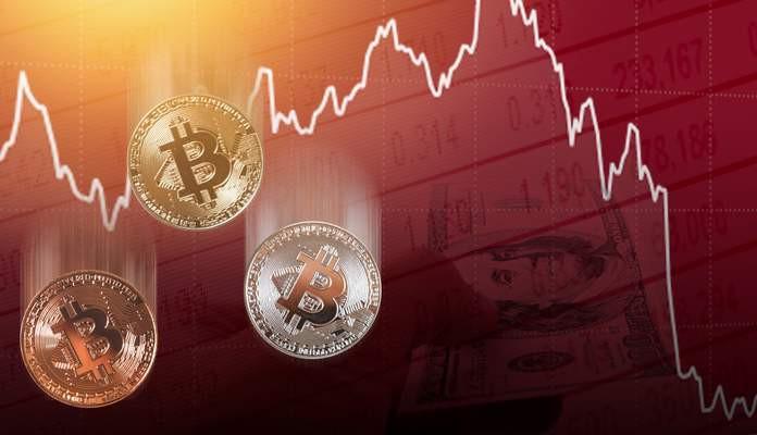 Bitcoin despenca US$ 500 em 15 minutos após revelação que EUA agiu contra criptomoeda