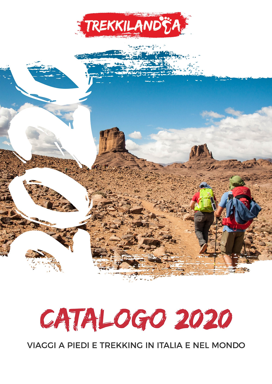 Calendario viaggi a piedi 2020 trekkilandia
