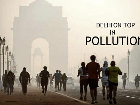 EPCA's circulate to prohibit personal vehicles in Delhi says ex-pollution control board scientist