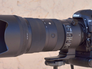 Sigma 70-200mm f/2.8 DG OS HSM Sport Review
