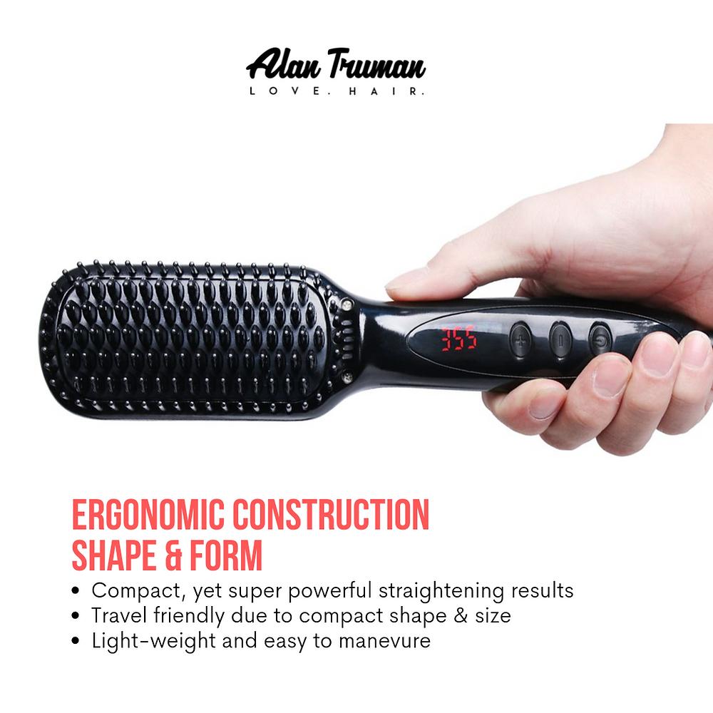 Hot Hair Brush | Alan Truman