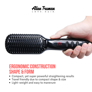Hot Hair Brush | Alan Truman