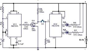 L38, Electronics Toss Circuit