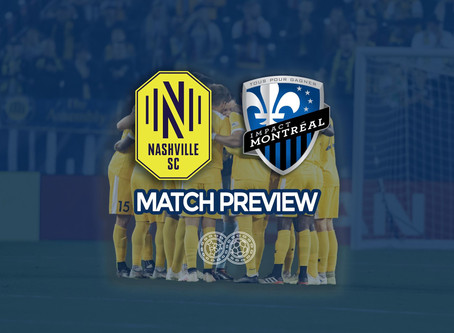 Preview: Nashville SC vs Montreal Impact