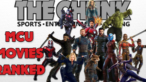 Ranking the 21 Marvel Cinematic Universe Movies