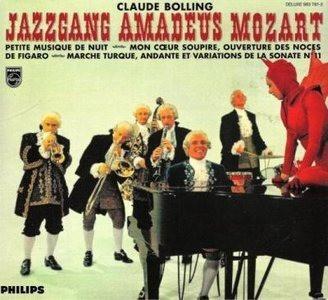 Mozart in Jazz Mode