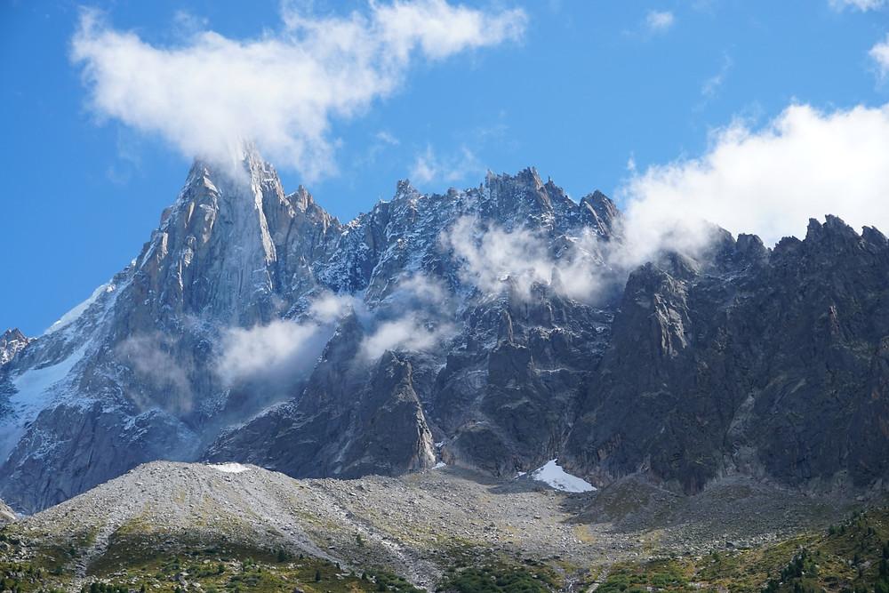 ההר הלבן, מון בלן, שאמוני