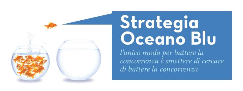 strategia oceano bu: marketing e strategia d'impresa