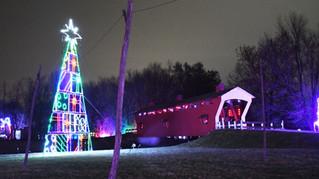 Enjoy the holidays at Conner Prairie