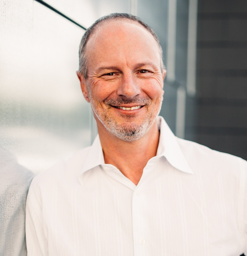 Mike Ostendorf, Co-Founder + CEO