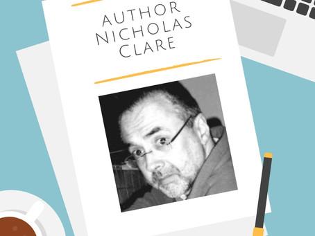 Nicholas Clare Q & A