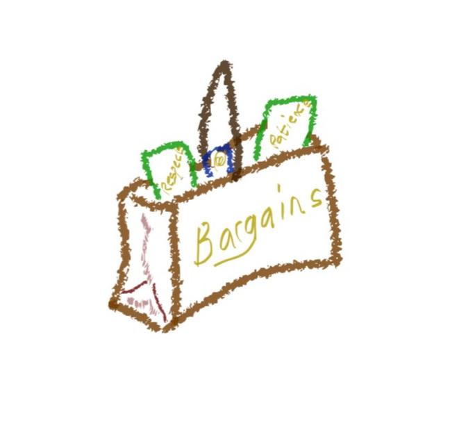 bag of bargains