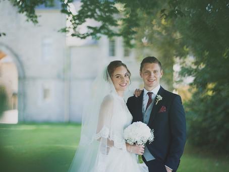 Orchardleigh Estate Wedding, Emily & James.