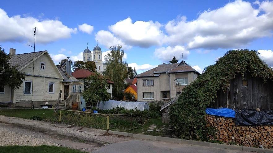אזור האגמים של ליטא