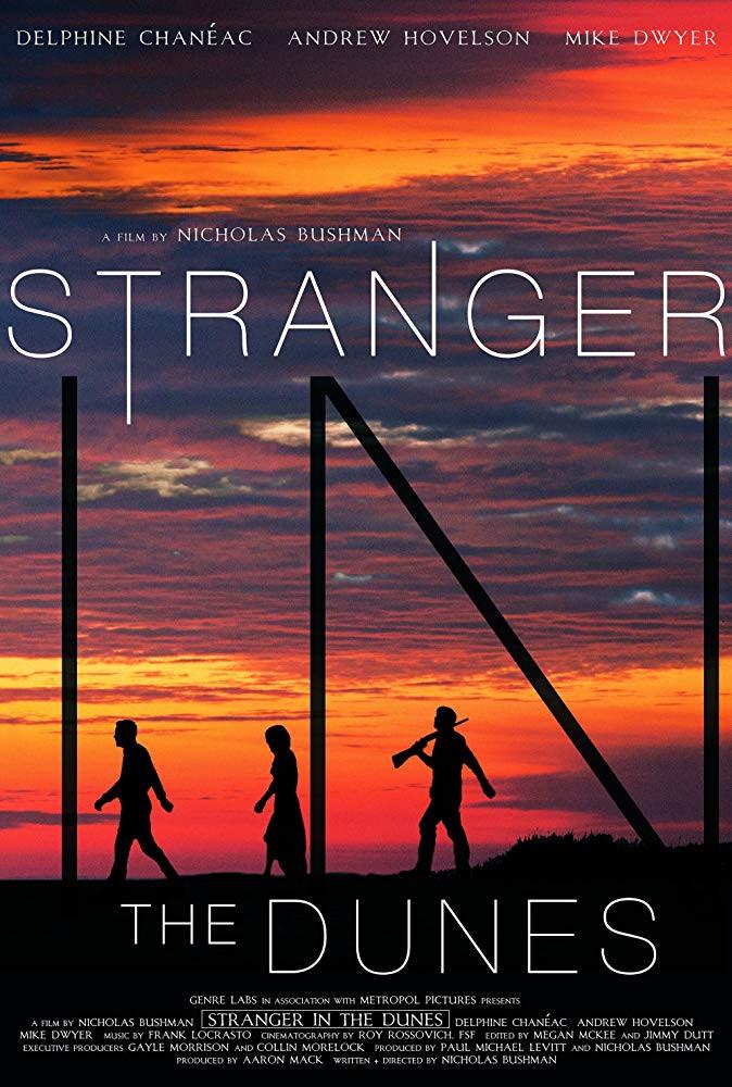 Stranger in the Dunes movie poster