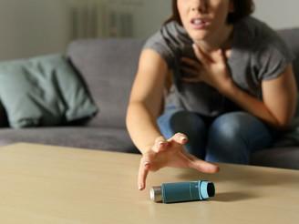Asmáticos que usan broncodilatadores en forma frecuente están expuestos a mayores ataques