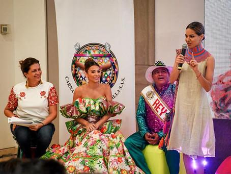 'Ciudad Dorada' se titula el show de Coronación de Carolina Segebre