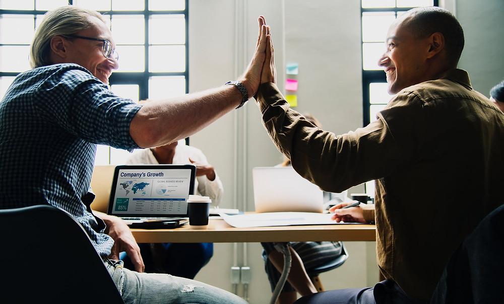 como ayuda el coaching a emprendedores