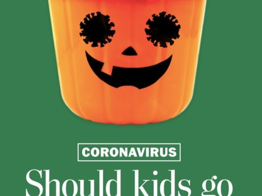 Halloween 2020: How Safe is Trick-or-Treating?