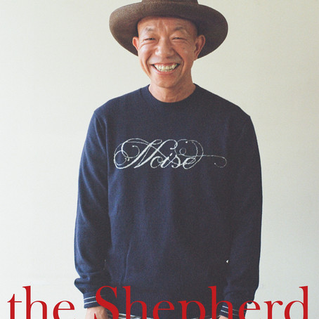 the Shepherd UNDERCOVER 2020AW Collection