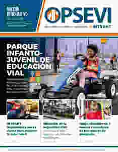 Boletín informativo de seguridad vial OPSEVI- INTRANT