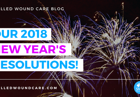 OUR 2018 RESOLUTIONS!