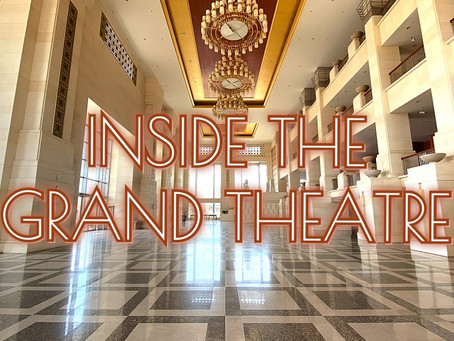 Inside the Grand Theater