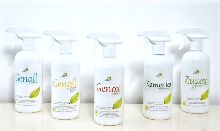 genox dezificijens